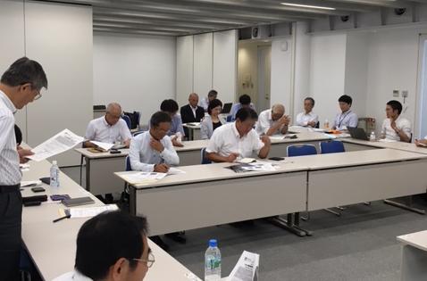 事務局だより<No.7> 第9回通常総会が開催されました。
