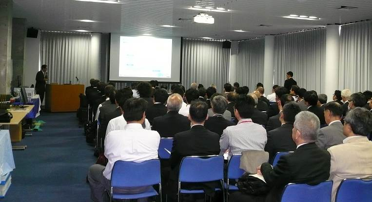 事務局だより<No.9> 第9回シンポジウムは盛会裏に終了しました。