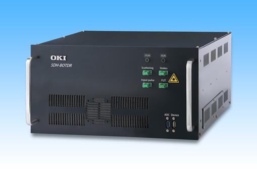 会員《沖電気工業(株)》より、「光ファイバーセンサー」を紹介します。